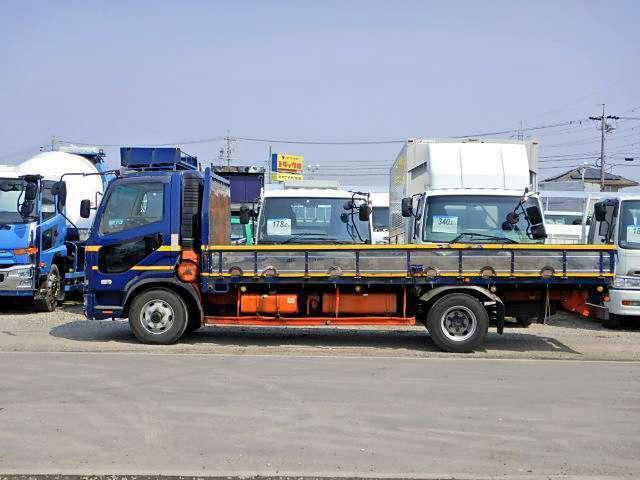 車両総重量7990kg 最大積載量3700kg