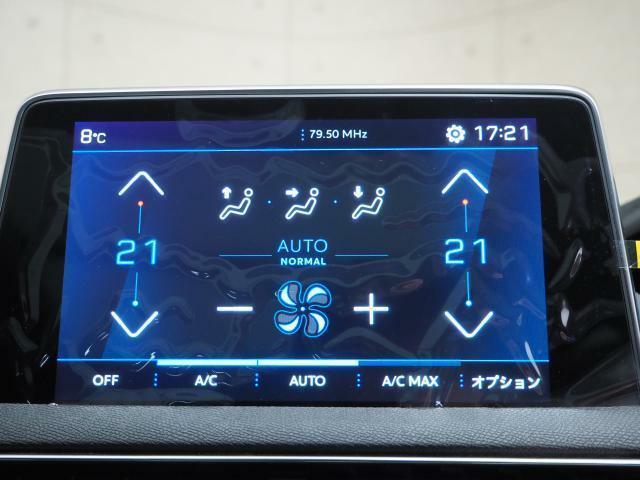 アップルカープレイアンドロイドオート対応タッチスクリーン!