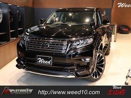 トヨタ ランドクルーザープラド 2.7 TX 4WD WALD S-LINE 新車コンプリート 22AW
