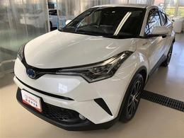 トヨタ C-HR ハイブリッド 1.8 S LED エディション