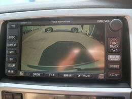 バックカメラ搭載しています。フルカラーで映し出されますので駐車時も安心安全です。