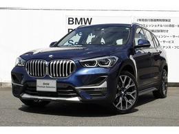 BMW X1 xドライブ 18d xライン 4WD デモカー ガラスサンルーフ