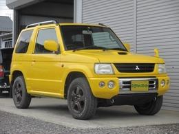 三菱 パジェロミニ 4WD ターボ