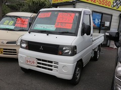 三菱 ミニキャブトラック の中古車 660 4WD 大分県大分市 22.0万円