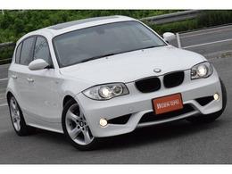 BMW 1シリーズ 120i サンルーフ Pスタート ハーフレザー