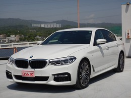BMW 5シリーズ 530i Mスポーツ イノベーションP HUD 黒革シート 1オナ