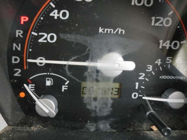走行82774kmです