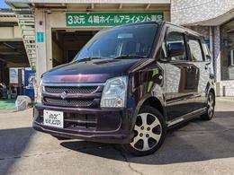 スズキ ワゴンR 660 FX-S リミテッド 禁煙車・キーレス・電格ミラー・純正AW