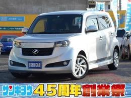 トヨタ bB 1.5 Z エアロパッケージ 純正SDナビTV/DVDビデオ/キーレス