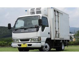 いすゞ エルフ 4.8 フルフラットロー ディーゼル 冷蔵冷凍車 -30℃設定 スタンバイ