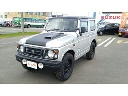 スズキ ジムニー 660 XLリミテッド 4WD ラプター塗装