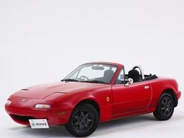 マツダ ロードスター 1.8 スペシャルパッケージ装着車 エンジンOH済/ユーザー様買取車両