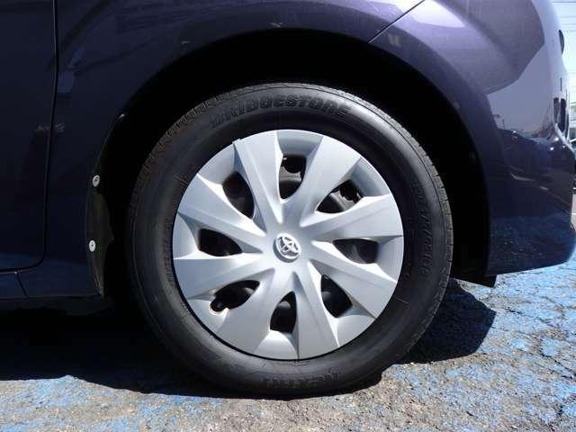 【ホイール】オシャレは足元から(^^♪社外アルミもご用意できます!冬に使用するスタッドレスタイヤも購入可能ですよ!