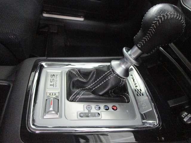 ツインクラッチSST オートマ限定免許でも運転可能です!
