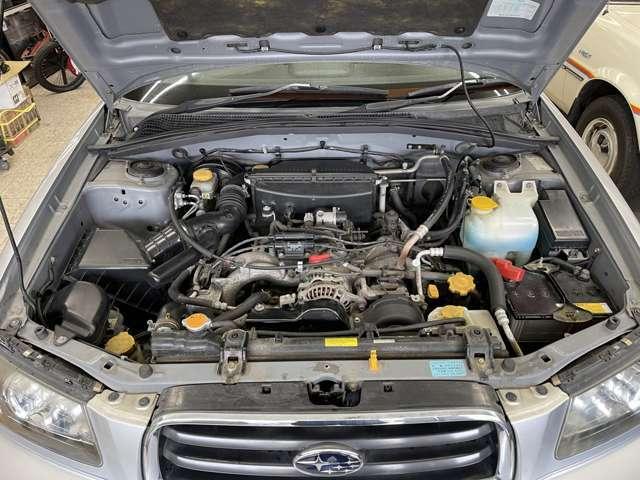 内燃機関良好です!