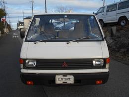 三菱 デリカトラック L036P ガソリン コラム4速 DX