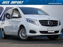 メルセデス・ベンツ Vクラス V220 d ディーゼルターボ レザーPKG RSP HDDナビ360C 禁煙 新車保証