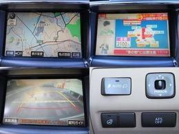 純正HDDナビ♪フルセグテレビも映ります♪テレビが映るとちょっとした空き時間もうれしいですよね♪バックカメラも付いているので安心安全です♪