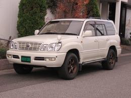 トヨタ ランドクルーザーシグナス 4.7 4WD 社外アルミ 地デジチューナー