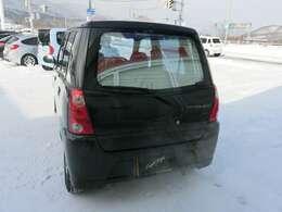 車体色はブラックです!