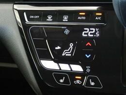 タッチパネル式フルオートエアコンが付いていますので室内空間はいつでも快適です。好きな温度に設定すれば自動的に調整してくれますよ!