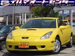 トヨタ セリカ 1.8 SS-I 5速MT フルノーマル車 リアスポイラー付