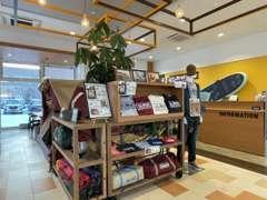 道内最大級のSUV専門店です!展示場には様々なSUVが勢ぞろい!!
