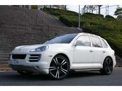 オリジナル車高調取り付けしてます。カイエンやAMG等レアな車種も設定あります。