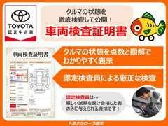 ■車両品質検査書、ロングラン保証がついた高品質な中古車を多数展示しております!ぜひ1度お立ち寄りください。