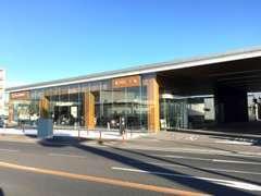 ■栃木県小山市、旧4号線沿いになります。レクサス認定中古車なら当店にお任せください。整備、車検もご相談ください。