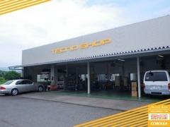 併設工場にはベテランメカニックが常駐しております。お車の販売だけでなく、修理・車検整備も北茨城店にお任せください!