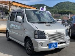 スズキ ワゴンR 660 RRリミテッド 4WD