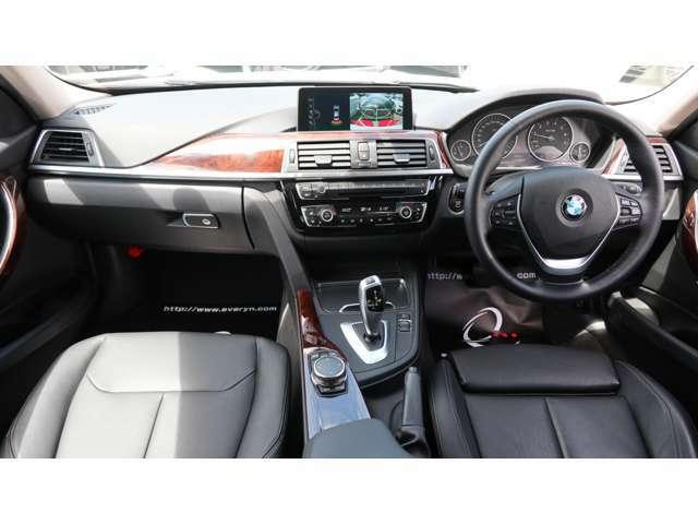 今回は、市場でも人気の高い純正ホワイトボディ『アルピンホワイト』の320iグレードがベース車両となり、ラグジュアリーモデルの為 内装はブラックレザーシート(運転席はスポーツタイプ)/シートヒーターが完備