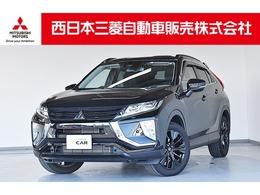 三菱 エクリプスクロス 1.5 ブラック エディション 4WD ドラレコ・メモリーナビ・全周囲カメラ