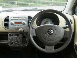 CD付オーディオですので快適に運転できますね♪