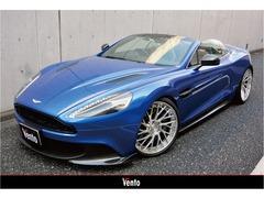 アストンマーティン ヴァンキッシュヴォランテ の中古車 S タッチトロニック3 東京都港区 2500.0万円