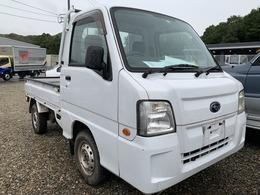 スバル サンバートラック 660 TC スーパーチャージャー 三方開 4WD