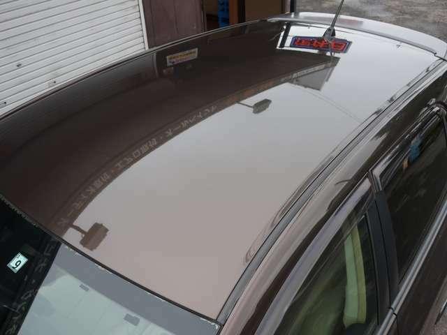 Bプラン画像:ルーフの状態も良好です! ※当社ホームページにて多くの画像を公開しています→ https://protcars.com/gre156h-1002242/
