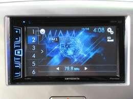 ☆ナビ☆ワンセグナビなので車中でもドラマ映画を楽しむことができます!