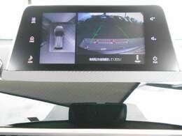 アラウンドモニター搭載:周囲の安全確認ができますので、駐車の際、これがあれば運転に自信が無い方もこれで安心です!一度使うと手放せない装備です!