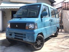 三菱 ミニキャブバン の中古車 660 CD ハイルーフ 4WD 埼玉県川口市 40.0万円