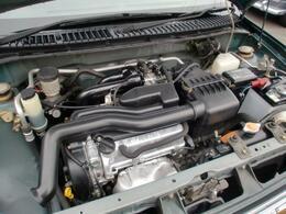 ツインカムDVVT3気筒12バルブEFIエンジンに4速オートマチックをドッキング!クリーンで環境性能に優しく低燃費でお財布にも優しいTOPAZエンジンは10・15モード走行燃費では19.4km!