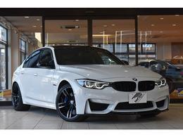 BMW M3セダン M DCT ドライブロジック LCIモデル・ハーマンカードン・360°カメラ