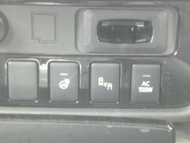 後側方車両検知警報システムつき