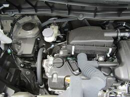マイルドハイブリッドだから、減速エネルギーを利用して発電し、加速時は力強くエンジンをアシスト!