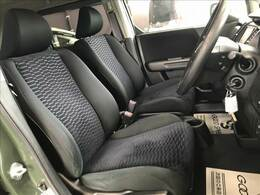 フロントシートも綺麗な状態を維持しております。
