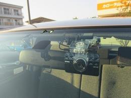いざという時安心!ドライブレコーダーが付いております♪
