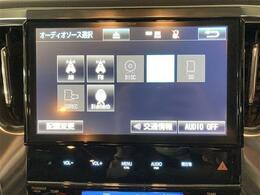 【純正10インチナビ(NSZN-Z66T)】CD/DVD/SD/Bluetooth/フルセグTV/音楽録音