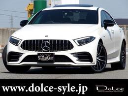 メルセデスAMG CLSクラス CLS 53 4マチックプラス 4WD 黒革 サンルーフ 右ハンドル