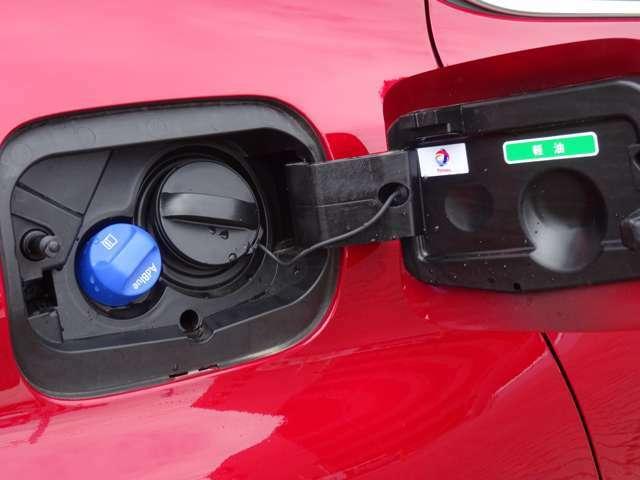 使用燃料は軽油です。AdBlueの補充もこちらから行えます。【プジョー大府:0562-44-0381】